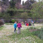 séance au jardin botanique