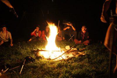 """""""La meilleure manière d'atteindre le bonheur est de le donner aux autres."""" Baden Powell, fondateur du scoutisme"""