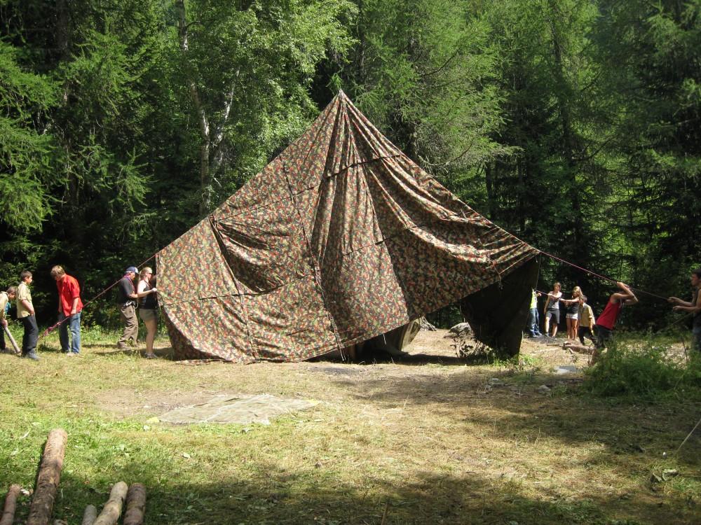 Archive: camp d'été 2011