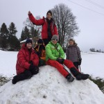 Les Picos et leur igloo